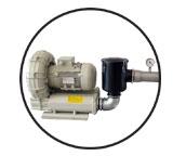 компрессор воздуходувка турбинного типа