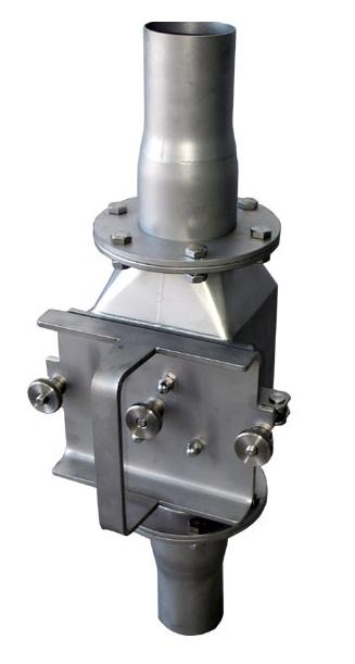 Магнитный сепаратор для отделения ферромагнитных примесей