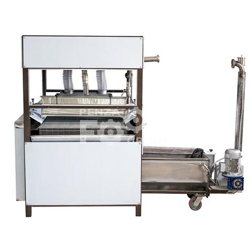 Машины для обливки сахарным сиропом