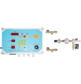 Дозатор-смеситель воды проточный ПСДВ-2 Ду15 купить в Минске - Интернет магазин Кепалас