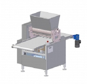 Машина для резки сухарных плит МРСП-3