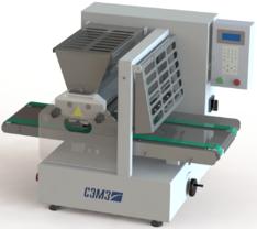 Тестоотсадочная машина ОДММ2 Колибри-2 с вращением насадок купить в Минске - Интернет магазин Кепалас