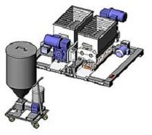 И8-МПК Машина для формования пряников УНИВЕРСАЛЬНАЯ