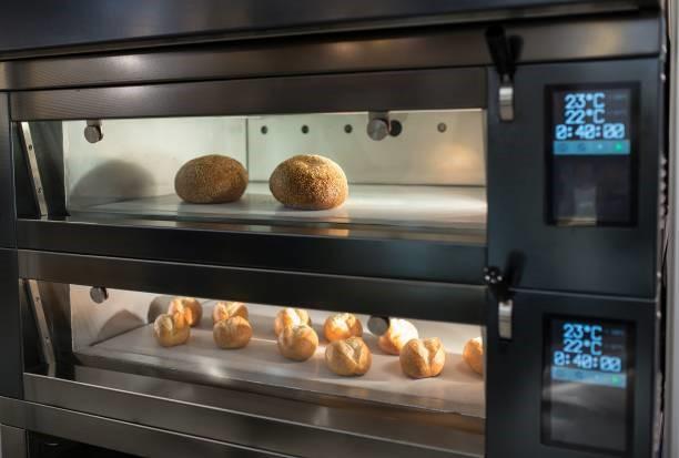 Виды подовых хлебопекарных устройств