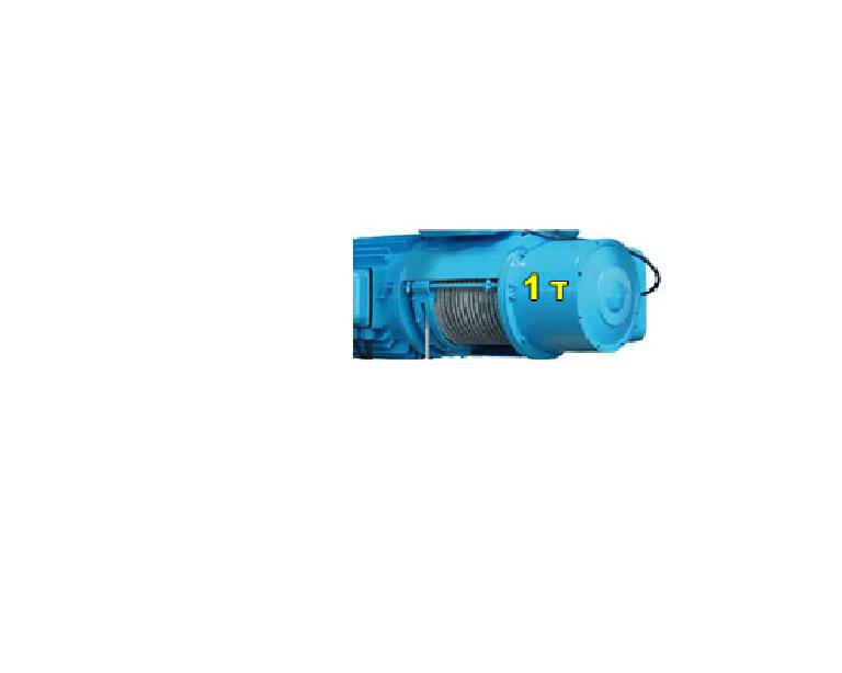 Электротельфер 1 т