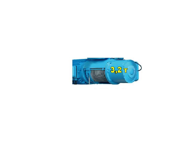 Электротельфер 3,2 т